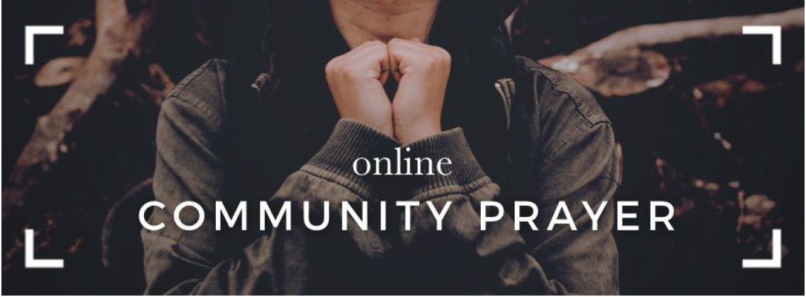 Online Community Prayer