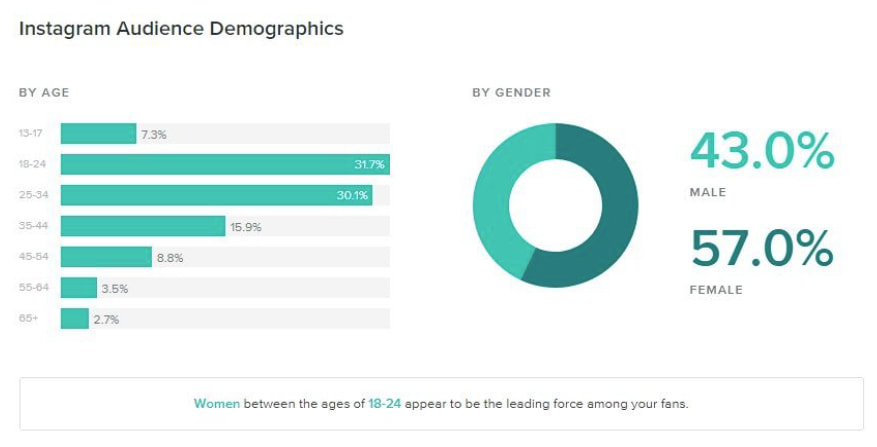 PraisePix Audience Demographics