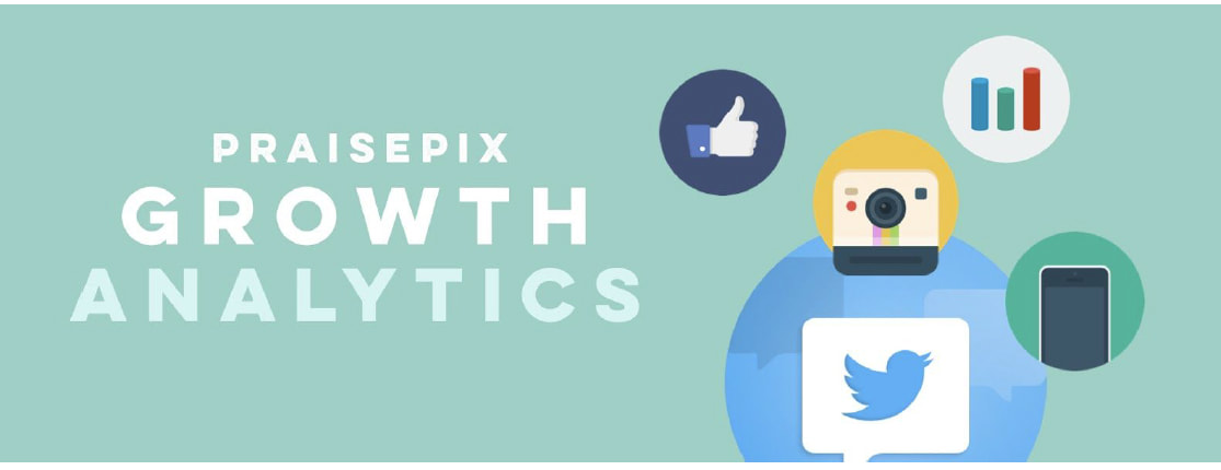 PraisePix Growth Analytics