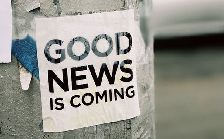 Good News Is Coming Picture